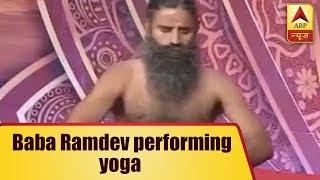 Yoga Se Hi Hoga   ABP News - ABPNEWSTV