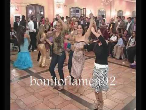 La MaRI, TaNa Y ErMiNia por RumBas en el BauTizo de La Sandri