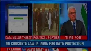 Political data war: 'Uninstall NaMo app' slams Cong, BJP says Cong linked with Cambridge Analytica - NEWSXLIVE