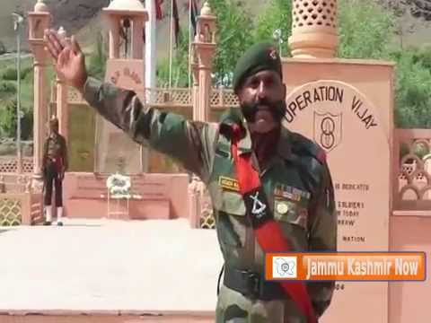 Kargil War Briefing: Live from Kargil War Memorial (विजयपथ)