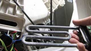 Как поменять ТЭН в стиральной машине