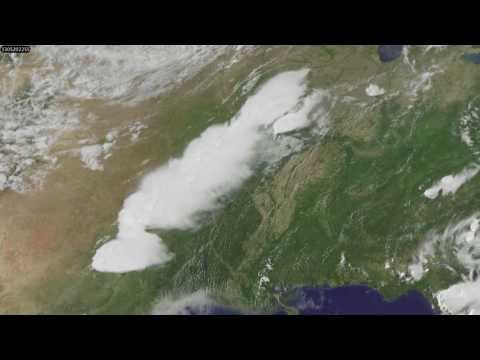 200 MPH TORNADOES FROM SPACE! - Real Footage of Midwest F5 Tornado Storm System | Moore, Oklahoma