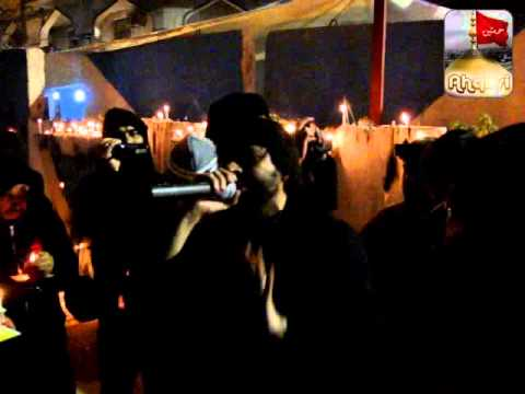 10 Muharram 2012 - Karbala Different Vidoes In One Clip - Ashura At Karbala Part 1/2