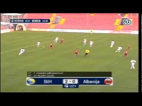 BiH 4 - 1 Albania | U21 ECQ Highlights | 11.06.2013
