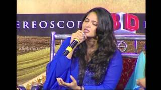 Anushka interview about Rudrama Devi - idlebrain.com - IDLEBRAINLIVE