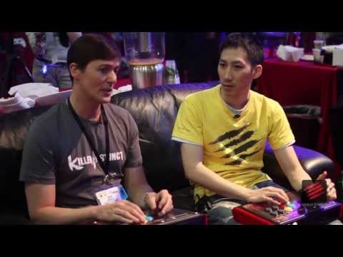 Mad Catz at E3 2013: Killer Instinct
