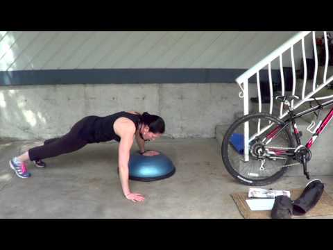 #FatblasterFriday Bosu Circuit Workout