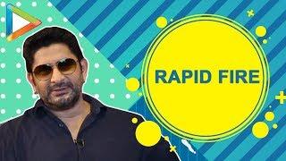 Total Dhamaal ya Munna Bhai 3 - Arshad Warsi's MIND-BLOWING rapid fire - HUNGAMA