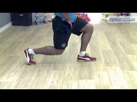 Erkekler için kalça, arka bacak ve ön bacak egzersizleri