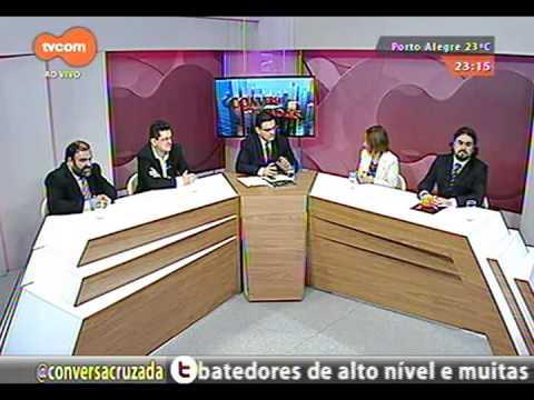 Conversas Cruzadas   Debate sobre a decisão do STF em relação à desaposentação   Bloco 4   08102014