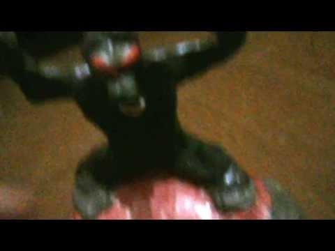 TOMAS GAMER / GOKU MONO ECHO DE PLASTILINA POR MI  !!!!!!! :D