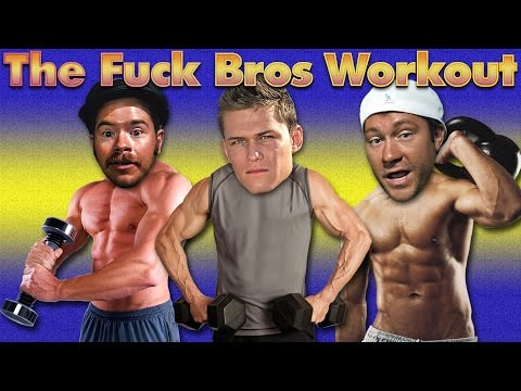 The Fuck Bros Workout DVD
