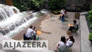 Re-zoning plan threatens a historic New York park - ALJAZEERAENGLISH
