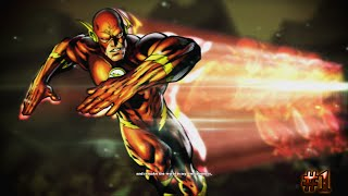 DC Universe Online Xbox One Edition Part 1 The Flash (CrimsomFlash)