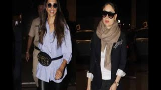 In Graphics: bollywood celebrity snapped at airport this week - ABPNEWSTV