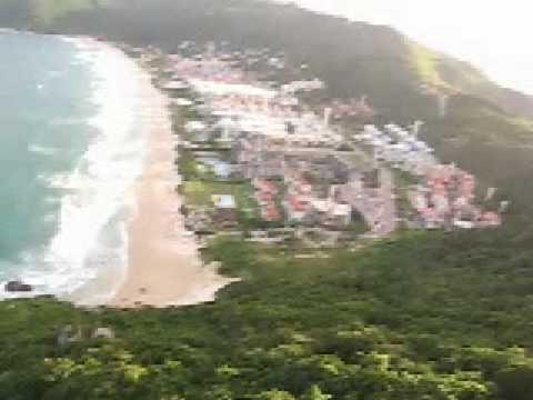 Parapenteando @ Praia Brava, Florianopolis, SC, Brasil