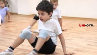 Открытый урок в группе Эстрадного танца UNI-GYM, Пенза