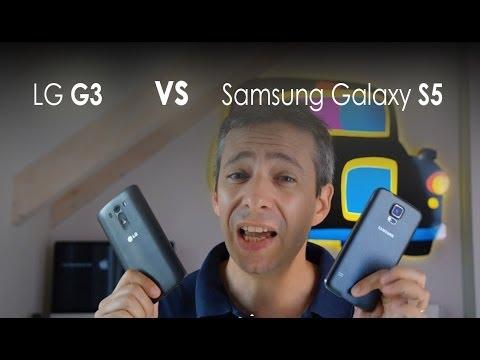 LG G3 versus Samsung S5. Il confronto di HDblog