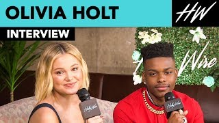 """Cloak & Dagger"" Olivia Holt & Aubrey Joseph Spill Season 2 Details!! 