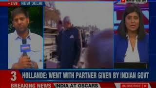 Union Minister Mukhtar Abbas Naqvi speaks to NewsX over Rafale deal row - NEWSXLIVE