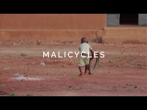 Malicycles- Celebrating African Youth Culture