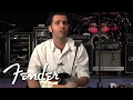 Dweezil Zappa talks about the new Squier® Classic Vibe Duo-S