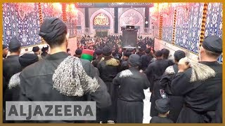 🇮🇷 🇮🇶 US sanctions prevent Iranians from marking Ashoura in Iraq | Al Jazeera English - ALJAZEERAENGLISH