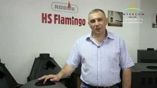 Отопительная печь Flamingo_Meland