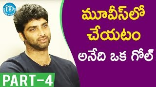 Serial Actor Rangavajulla Bharatwaj Exclusive Interview Part - 4 || Soap Stars With Anitha - IDREAMMOVIES
