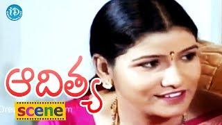 Aditya Movie Scenes - Jagadish Comedy || Shilpa || Swapna || Shasidhar - IDREAMMOVIES