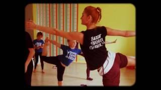 Grany dance camp 2016. Мастер-класс по модерну