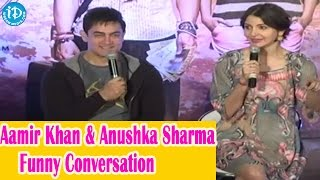 PK Movie - Aamir Khan, Anushka Sharma Funny Conversation - IDREAMMOVIES