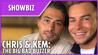 Chris Hughes and Kem Cetinay's BUZZ OFF - THESUNNEWSPAPER