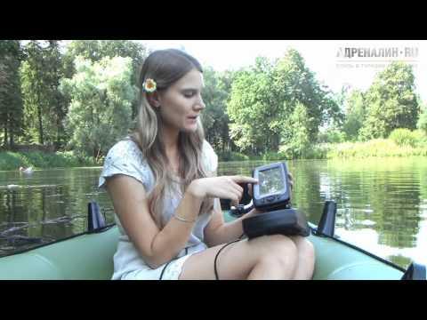 эхолот фишерман 600 ice edition видео