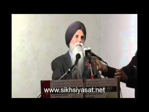 Genesis of the Gadhar Movement & Who were Gadhris? By S. Ajmer Singh (Toronto Book Release)