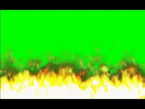 Greenscreen Fire