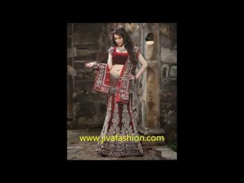 Attractive New bridal Lehnga Choli with Dupatta