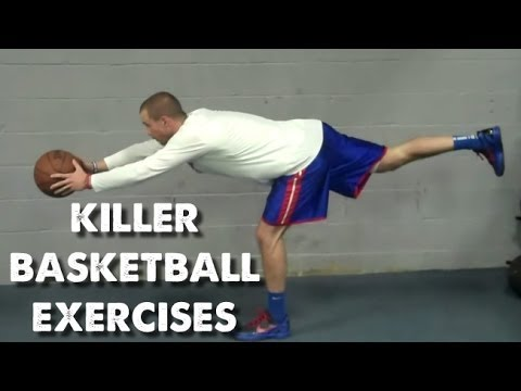 18 Killer Strength Exercises for Basketball Players