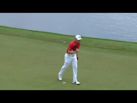 Jonas Blixt delivers great approach to 6 feet at CIMB