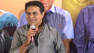 KTR Funny Speech About Pressure Cooker Movie | KTR Watched Pressure Cooker Movie | Sai Ronak | TFPC - TFPC