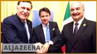 🇮🇹🇱🇾Italy's Libya talks end with commitments but no joint statement | Al Jazeera English - ALJAZEERAENGLISH