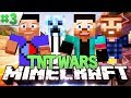 Minecraft: TNT WARS! #3