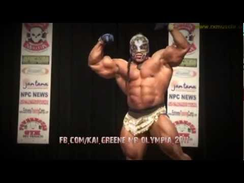 Kai Greene 2012 MR-OLYMPIA  [HD]