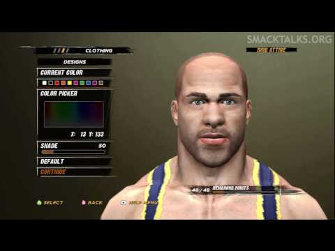 WWE '12 Kurt Angle CAW Formula by NickBreakerUK &amp; Dre41