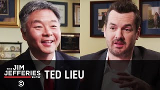 Congressman Ted Lieu - Trolling the President - The Jim Jefferies Show - COMEDYCENTRAL