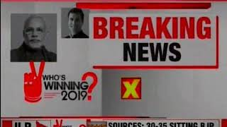 Lok Sabha Elections 2019: 30-35 BJP MPs in UP could lose tickets, says sources - NEWSXLIVE
