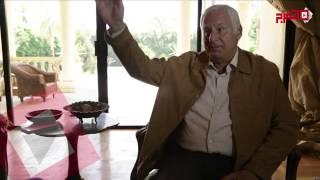 اتفرج | شريف الشوباشي: يوسف إدريس هُدد بالقتل لأنه هاجم «الشعراوي»