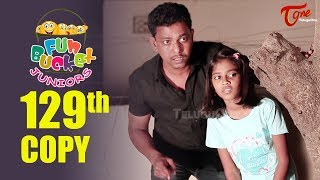 Fun Bucket JUNIORS   Episode 129   Comedy Web Series   By Nagendra K   TeluguOne - TELUGUONE