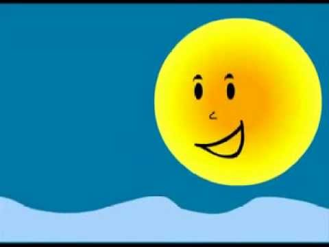 Explaining Water Cycle -  Kids Educational Video - Animation