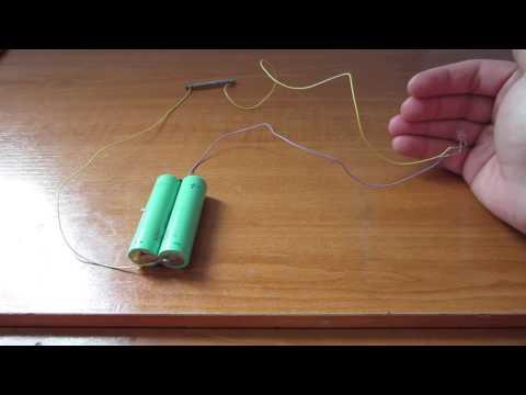 Como hacer un detector de ondas electromagnéticas.